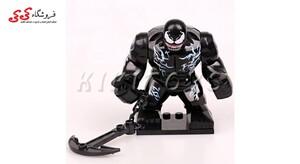 ساختنی لگو غول ونوم جدید- Venom 2019 Bigfig
