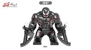 قیمت و خرید لگو غول ونوم جدید-Venom 2019 Bigfig RIOT