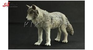 قیمت و خرید فیگور حیوانات گرگ سایز متوسط-fiqure of wolf