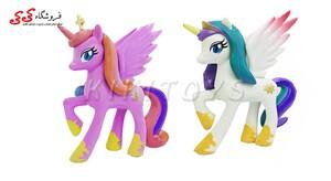 فیگور اسب های پونی  ست 12 عددی PONY