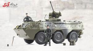 ماکت نفربر نظامی  برند ام اندسی -MILITARY CAMPSITE M C TOY