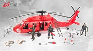 قیمت و خرید ماکت هلیکوپتر آتشنشانی برند ام اندسی M C TOY
