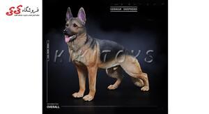 قیمت و خرید فیگور حیوانات سگ ژرمن شپرد-German Shepherd