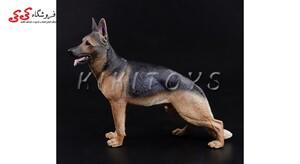 اسباب بازی فیگور حیوانات سگ ژرمن شپرد-German Shepherd