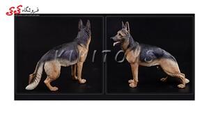 سفارش انلاین فیگور حیوانات سگ ژرمن شپرد-German Shepherd