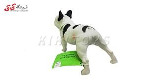 خرید اینترنتی ماکت حیوانات سگ بولداگ فرانسوی سبک