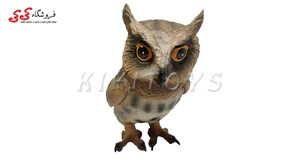 قیمت و خرید فیگور حیوانات جغد شاخدار بزرگ-Flying Owl Animals Figure