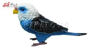 اسباب بازی فیگور حیوانات مرغ عشق آبی Budgerigar