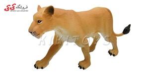 قیمت و خرید فیگور حیوانات شیر ماده بزرگ fiqure of lion