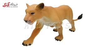 اسباب بازی فیگور حیوانات شیر ماده بزرگ fiqure of lion