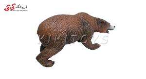 اسباب بازی فیگور حیوانات خرس قهوه ای Brown Bear