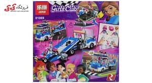 قیمت و خرید اسباب بازی لگو فرندزدخترانه LEPIN 01069