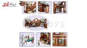 خرید از سایت لگو کلبه السا فروزن اس وای  SY1430 PRINCESS