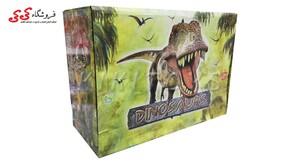 خرید اینترنتی اسباب بازی دایناسور موزیکال ست 6 عددی DINOSAUR PLAYS SET