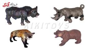 اسباب بازی فیگور حیوانات جنگل کوچک-ANIMAL WORLD