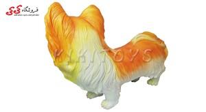 ماکت سگ اورجینال پاپیلون-Papillon dog
