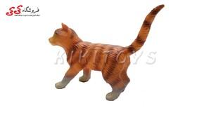 ماکت حیوانات گربه کوچک
