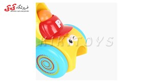 واکر کودک موزیکال پرتاب توپ پلی گو - Scoop a Ball Launcher