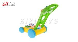 واکر کودک چرخ دنده ای پلی گو- Tiny Gears Mower