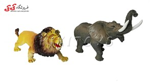 اسباب بازی حیوانات جنگل - World Animals