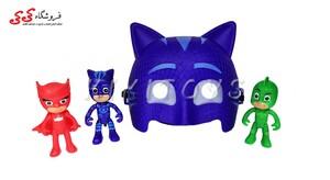 اسباب بازی فیگور و ماسک پی جی مکس -PJ MASK
