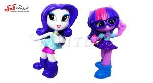 فیگور پونی انسانی کوچک-Fashion set My Little pony Girls