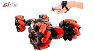 اسباب بازی ماشین کنترلی آفرود و دریفت حرفه ای-SUPER DOUBLE FLIP