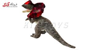 دایناسور دیلوفوسور پولیشی اورجینال اسباب بازی-Dilophosaurus Dinosaur