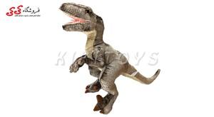 دایناسور یوتاراپتور پولیشی اورجینال اسباب بازی-Dilophosaurus Dinosaur
