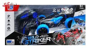 قیمت و خرید ماشین کنترلی سرعتی اسباب بازی WILD STRIKER