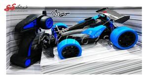 خرید اینترنتی ماشین کنترلی سرعتی ضد آب اسباب بازی WILD STRIKER