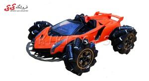 قیمت و خرید اسباب بازی ماشین کنترلی لامبورگینی با کنترل مچی TWIST CLIMBING CAR