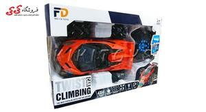 خرید اینترنتی اسباب بازی ماشین کنترلی لامبورگینی با کنترل مچی TWIST CLIMBING CAR