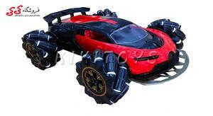 قیمت وخرید اسباب بازی ماشین کنترلی بوگاتی چرخ کپسولی -TWIST CLIMBING CAR