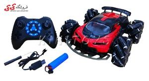 خرید اینترنتی اسباب بازی ماشین کنترلی بوگاتی چرخ کپسولی -TWIST CLIMBING CAR