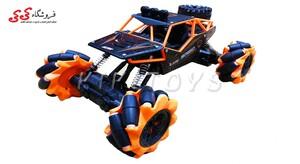 خرید اینترنتی اسباب بازی ماشین کنترلی آفرودی چرخ کپسولی SPEED PIONER CAR
