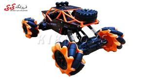 سرگرمی اسباب بازی ماشین کنترلی آفرودی چرخ کپسولی SPEED PIONER CAR