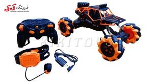 سفارش انلاین اسباب بازی ماشین کنترلی آفرودی چرخ کپسولی