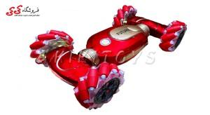قیمت و خرید اسباب بازی ماشین کنترلی آفرود و دریفت حرفه ای بزرگ -SUPER DOUBLE FLIP