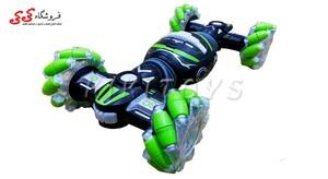 قیمت و خرید اسباب بازی ماشین کنترلی آفرود و دریفت حرفه ای