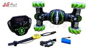 خرید اینترنتی اسباب بازی ماشین کنترلی آفرود و دریفت حرفه ای -SUPER DOUBLE FLIP