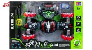 سفارش انلاین اسباب بازی ماشین کنترلی آفرود و دریفت حرفه ای -SUPER DOUBLE FLIP