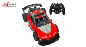 ماشین کنترلی  دودزا کنترلی اسباب بازی-SPRAY RUNNER CAR