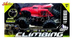 سرگرمی اسباب بازی ماشین کنترلی آفرودی CLIMBING CAR