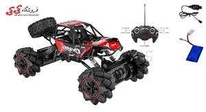 خرید اینترنتی اسباب بازی ماشین کنترلی آفرودی 360 درجه دریفت- STUNT MAX CAR