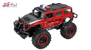 قیمت و خرید اسباب بازی ماشین کنترلی آفرودی هامر پلیس POLICE CAR