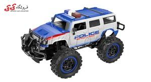 سرگرمی اسباب بازی ماشین کنترلی آفرودی هامر پلیس