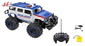 خرید اینترنتی اسباب بازی ماشین کنترلی آفرودی هامر پلیس POLICE CAR