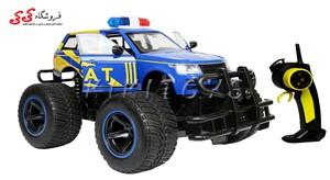 قیمت و خرید اسباب بازی ماشین کنترلی آفرودی جیپ پلیس-POLICE CAR