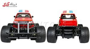 سفارش انلاین اسباب بازی ماشین کنترلی آفرودی جیپ پلیس-POLICE CAR